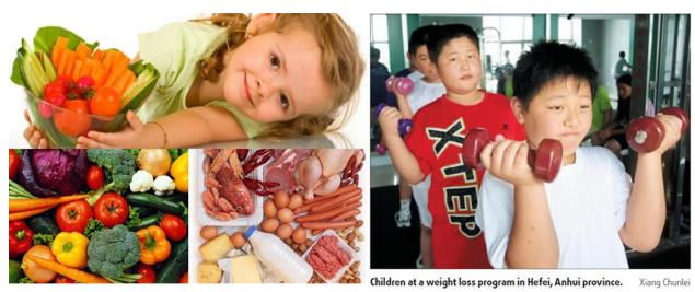 khắc phục bệnh béo phì