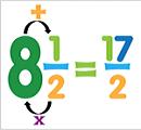 Luyện tập chung về phân số và hỗn số