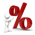 Giải toán về tỉ số phần trăm: Tìm một số khi biết giá trị phần trăm của số đó