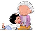 Chính tả: Các em nhỏ và cụ già