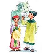 Chính tả: Sự tích lễ hội Chử Đồng Tử