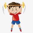 Chính tả: Buổi học thể dục