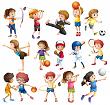 Luyện từ và câu: Mở rộng vốn từ Thể thao. Dấu phẩy