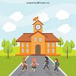 Tập đọc: Ngôi trường mới