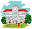 Chính tả: Ngôi trường mới