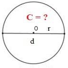 Hình tròn. Đường tròn. Chu vi hình tròn
