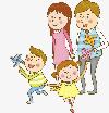 Luyện từ và câu: Từ ngữ về tình cảm gia đình. Câu kiểu Ai làm gì ?