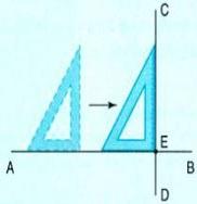 Hai đường thẳng vuông góc. Hai đường thẳng song song