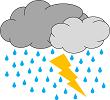 Chính tả: Mưa bóng mây