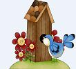 Chính tả: Sân chim