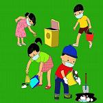Chính tả: Luật bảo vệ môi trường; Phân biệt âm đầu l/n, âm cuối n/ng