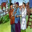 Tập đọc: Thầy cúng đi bệnh viện