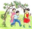 Tập đọc: Chiếc rễ đa tròn
