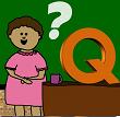 Tập viết: Chữ hoa: Q, V (Kiểu 2)
