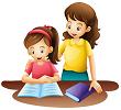 Tập đọc: Mẹ và cô