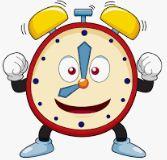 Giờ, phút - Thực hành xem đồng hồ.