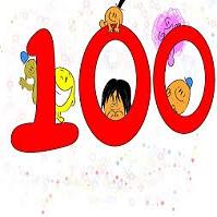 Bảng các số từ 1 đến 100