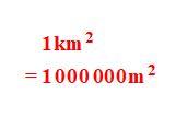 Ki-lô-mét vuông