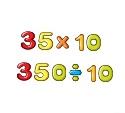 Nhân với 10, 100, 1000, … Chia cho 10, 100, 1000, …