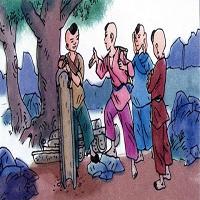 Tập đọc: Bốn anh tài