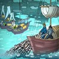 Tập đọc: Đoàn thuyền đánh cá