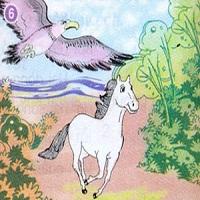 Kể chuyện: Đôi cánh của Ngựa Trắng
