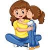 Chính tả: Mẹ và cô