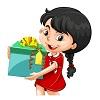 Chính tả: Chia quà
