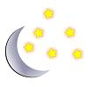 Chính tả: Vầng trăng quê em