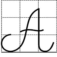 Bài 1: Viết chữ hoa A