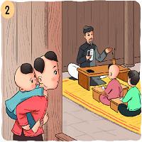 Bài 9: Nói và nghe: Cậu bé ham học