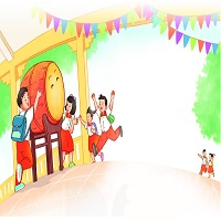 Bài 11: Đọc: Cái trống trường em