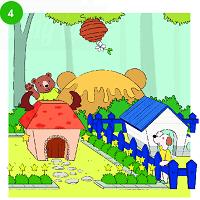 Bài 4: Nghe kể: Chuyện ở phố cây xanh
