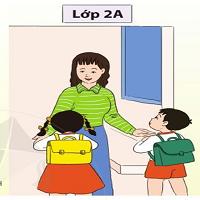 Chia sẻ và đọc: Cô giáo lớp em