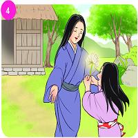 Bài 4: Nghe kể: Sự tích hoa cúc trắng