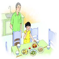 Bài 1: Đọc: Cô chủ nhà tí hon
