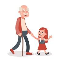 Bài 2: Nhìn viết: Ông tôi