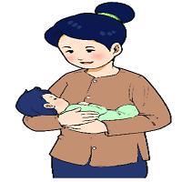 Bài 4: Nghe viết: Bà tôi