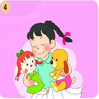 Bài 23: Nói và nghe: Kể chuyện: Búp bê biết khóc